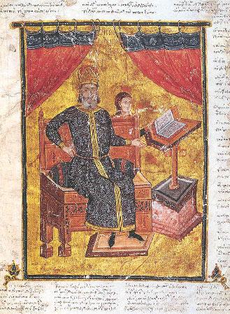 [Υλικά γραφής: Χάρτης. Χαρτώος κώδικας (περίπου 1338), που περιέχει τα έργα του Ιπποκράτη (Παρίσι, Εθνική Βιβλιοθήκη).]
